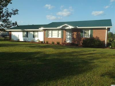 Aynor SC Single Family Home For Sale: $164,900
