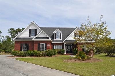 Myrtle Beach SC Single Family Home For Sale: $328,000