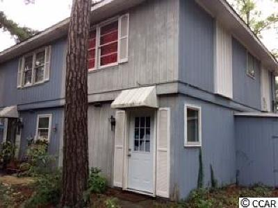 Myrtle Beach Condo/Townhouse For Sale: 6506 Wildwood Trail #A
