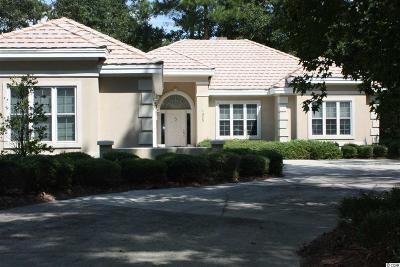 North Myrtle Beach Single Family Home Active-Hold-Don't Show: 1405 Harbor