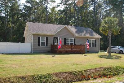 Longs Single Family Home For Sale: 2192 Bell Road