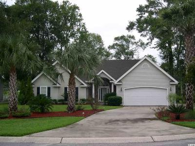 Surfside Beach Single Family Home For Sale: 1753 Parsons Way