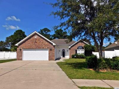 Conway Single Family Home For Sale: 203 Jessica Lakes Drive
