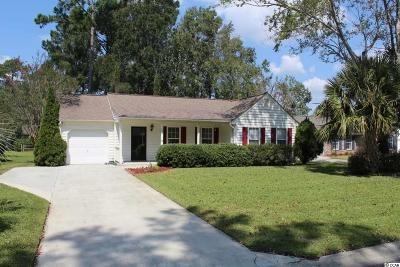 Murrells Inlet Single Family Home For Sale: 209 Sandpiper Ct