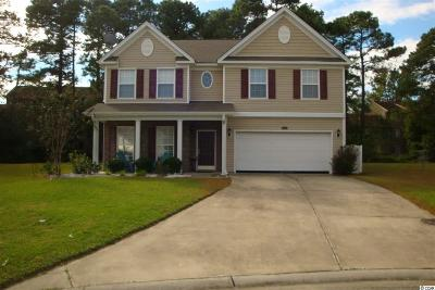 Conway Single Family Home For Sale: 1008 Woodall Court