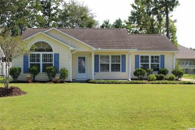 Myrtle Beach Single Family Home For Sale: 7360 Springside Dr.