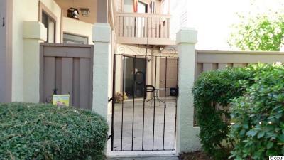Surfside Beach Condo/Townhouse For Sale: 616 S 14th Avenue #111