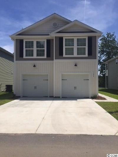 Murrells Inlet Single Family Home For Sale: 1024 Meadowoods Drive