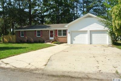 Conway Single Family Home For Sale: 3424 Longwood Lane