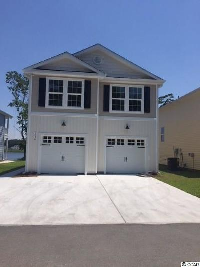 Murrells Inlet Single Family Home For Sale: 1036 Meadowoods Drive