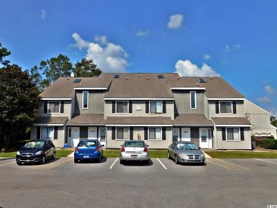 Surfside Beach Condo/Townhouse For Sale: 1851 Colony Dr #4-H
