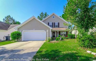 Myrtle Beach Single Family Home For Sale: 8025 Pleasant Point Lane