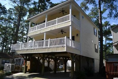 Myrtle Beach Single Family Home For Sale: 6001 S Kings Highway, Site 1300
