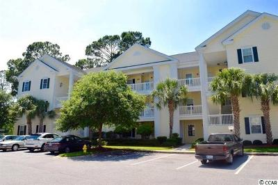North Myrtle Beach Condo/Townhouse For Sale: 601 N Hillside Drive #3635