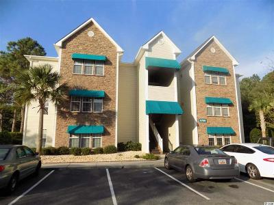 Myrtle Beach Condo/Townhouse For Sale: 9780-11 Leyland Drive #11