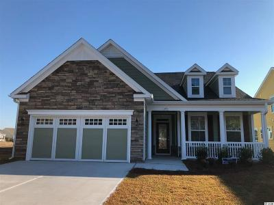 Myrtle Beach SC Single Family Home Active-Pend. Cntgt. On Financi: $432,255