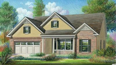 Myrtle Beach SC Single Family Home Active-Pend. Cntgt. On Financi: $368,020