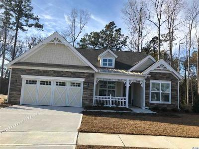 Myrtle Beach SC Single Family Home Active-Pend. Cntgt. On Financi: $556,640