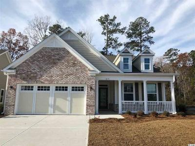 Myrtle Beach SC Single Family Home Active-Pend. Cntgt. On Financi: $434,200
