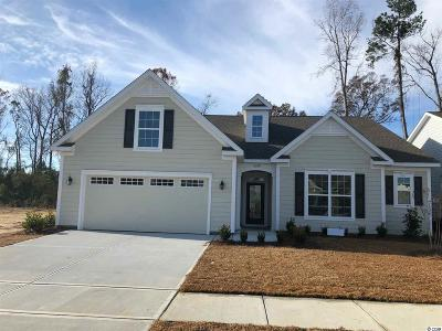 Myrtle Beach SC Single Family Home Active-Pend. Cntgt. On Financi: $396,350