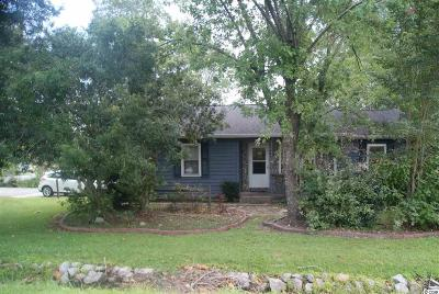 Little River Single Family Home For Sale: 184 Cypress Lane