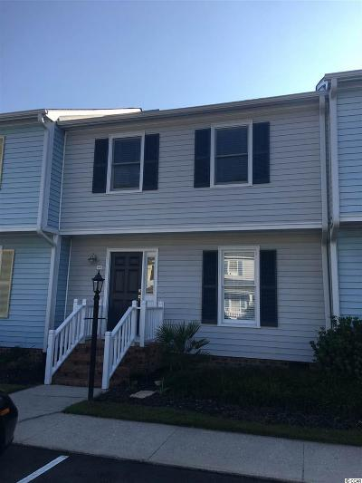 Myrtle Beach SC Condo/Townhouse For Sale: $131,500