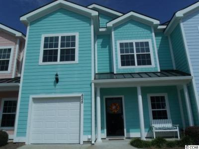 North Myrtle Beach Condo/Townhouse For Sale: 628 Surfsong Way #B1-3