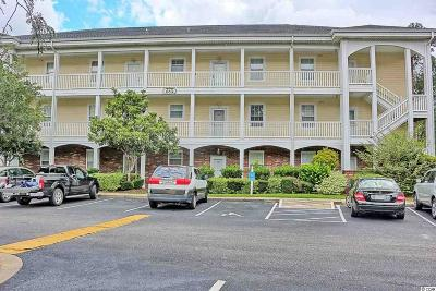 Myrtle Beach SC Condo/Townhouse Active-Hold-Don't Show: $119,900
