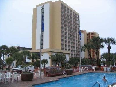 Myrtle Beach SC Condo/Townhouse For Sale: $49,800