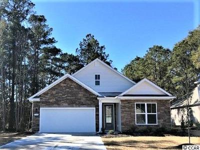 North Myrtle Beach Single Family Home For Sale: 1128 Marsh Inlet Drive
