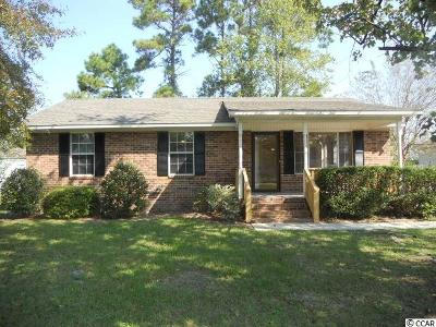 Conway Single Family Home For Sale: 801 University Forest Circle