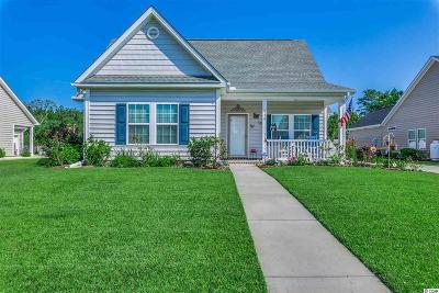 Myrtle Beach Single Family Home For Sale: 136 Southbury Dr