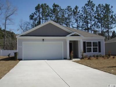 Myrtle Beach Single Family Home For Sale: 520 Affinity