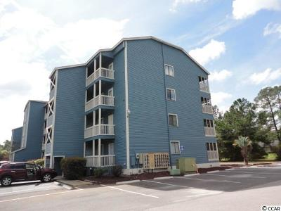 Little River Condo/Townhouse For Sale: 4015 Fairway Drive #101A