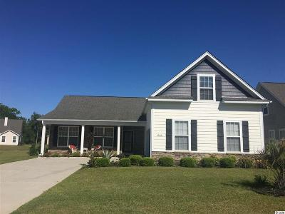 Conway Single Family Home For Sale: 644 Beaver Pond Road