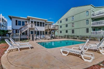 North Myrtle Beach Single Family Home For Sale: 813 S Ocean Blvd