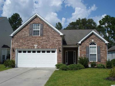 Myrtle Beach Single Family Home For Sale: 5149 Morning Frost Pl