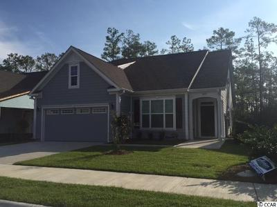 Myrtle Beach Single Family Home Active-Pend. Cntgt. On Financi: 1613 Laurelcress Drive