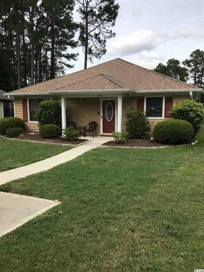Myrtle Beach Single Family Home For Sale: 6516 White Heron Crescent