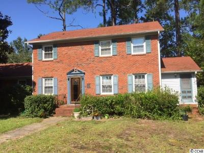 Conway Single Family Home For Sale: 306 Longwood Lane