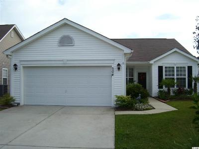 Myrtle Beach Single Family Home For Sale: 504 Saddlebrook Ct.