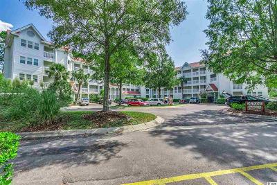 Little River Condo/Townhouse For Sale: 4601 Greenbier #205A