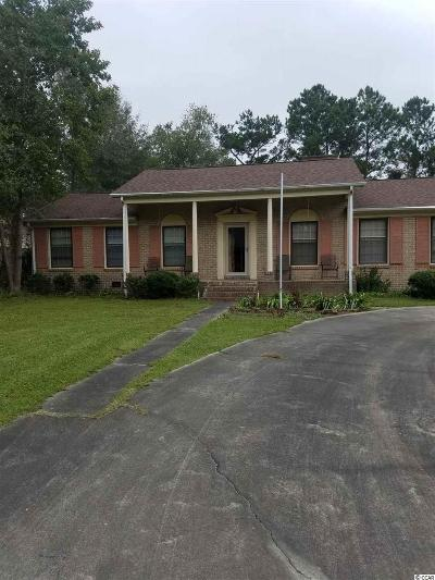 Myrtle Beach Single Family Home For Sale: 44 Plantation Rd