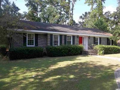Conway Single Family Home For Sale: 214 Magrath