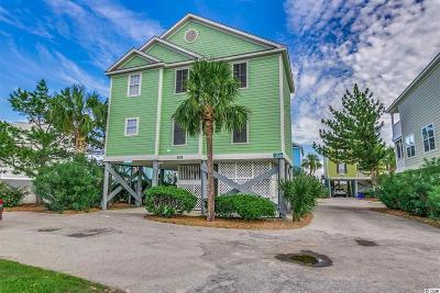 29575 Single Family Home For Sale: 317-A N Ocean Blvd.