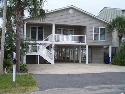 North Myrtle Beach Single Family Home For Sale: 337 57th Avenue North