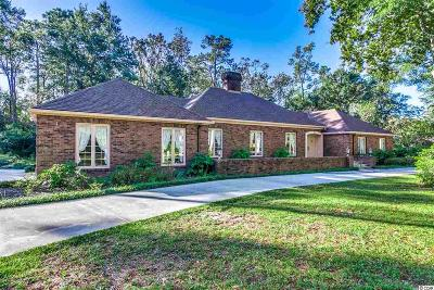 29572 Single Family Home For Sale: 99 Holly Lane