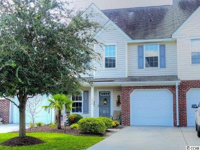 Murrells Inlet Condo/Townhouse For Sale: 1058 Williston Loop #1058