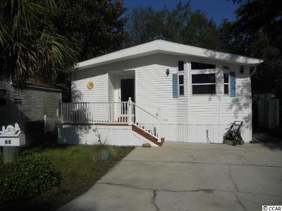 North Myrtle Beach Single Family Home Active-Hold-Don't Show: 5400 Little River Neck Road