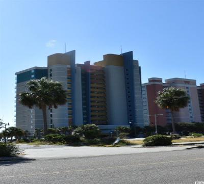 Myrtle Beach Condo/Townhouse For Sale: 1700 N Ocean Boulevard #551